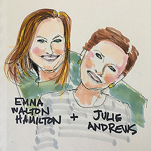Emma Walton Hamilton on Julie Andrews