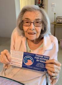 older Americans vote