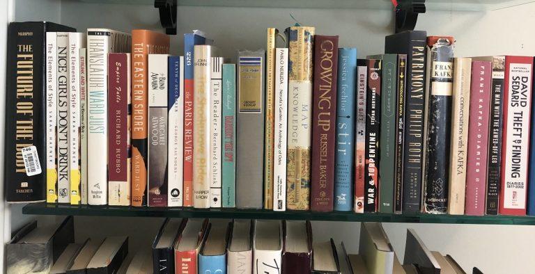 Book Reviews by Katie Hafner